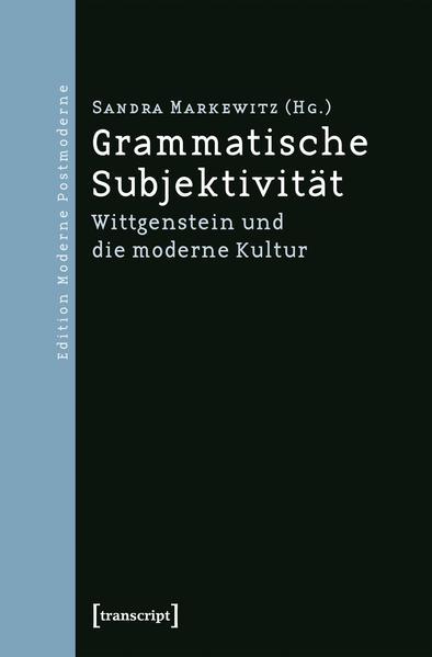Grammatische Subjektivität - Coverbild