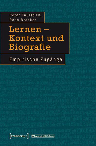 Lernen - Kontext und Biografie - Coverbild