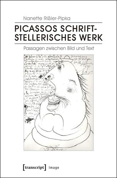 Picassos schriftstellerisches Werk - Coverbild