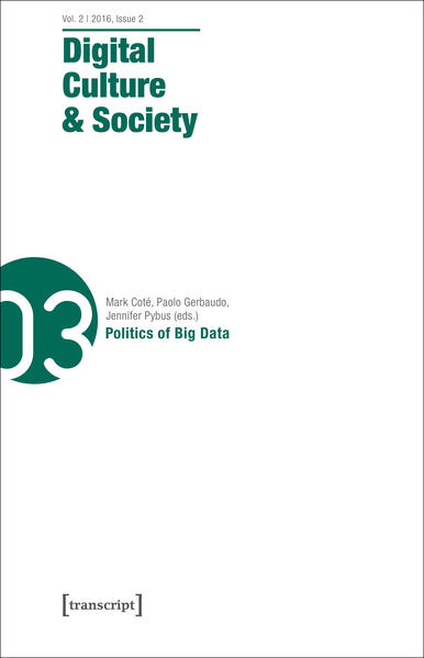 Digital Culture & Society (DCS) - Coverbild