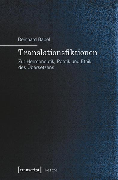 Translationsfiktionen - Coverbild