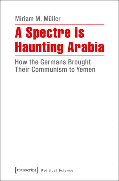 A Spectre is Haunting Arabia - Coverbild