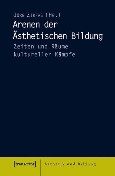 Arenen der Ästhetischen Bildung - Coverbild