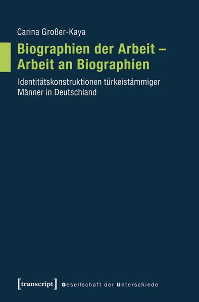 Biographien der Arbeit - Arbeit an Biographien - Coverbild