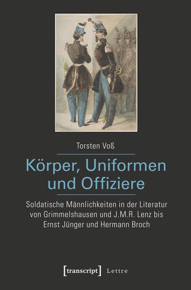Körper, Uniformen und Offiziere - Coverbild