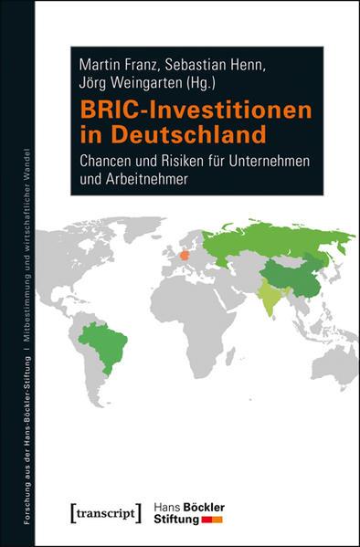 BRIC-Investitionen in Deutschland - Coverbild