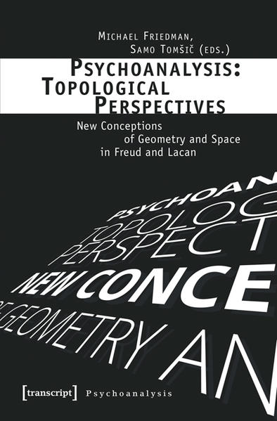 Psychoanalysis: Topological Perspectives - Coverbild