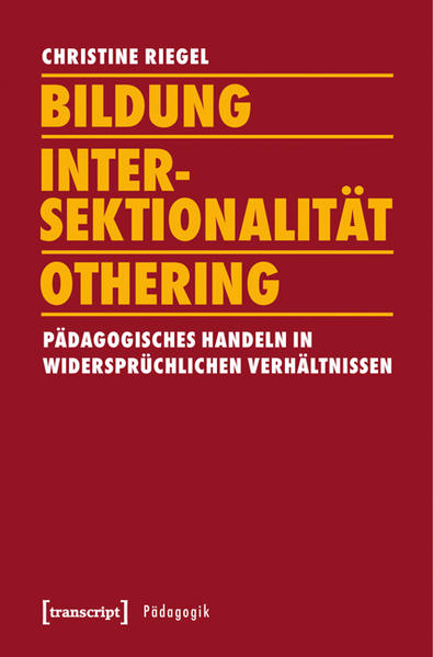 Bildung - Intersektionalität - Othering - Coverbild