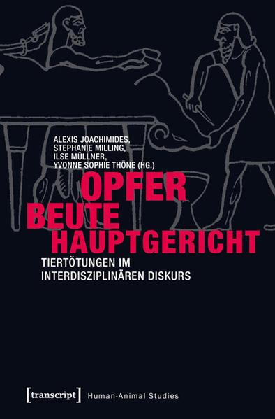 Opfer - Beute - Hauptgericht - Coverbild