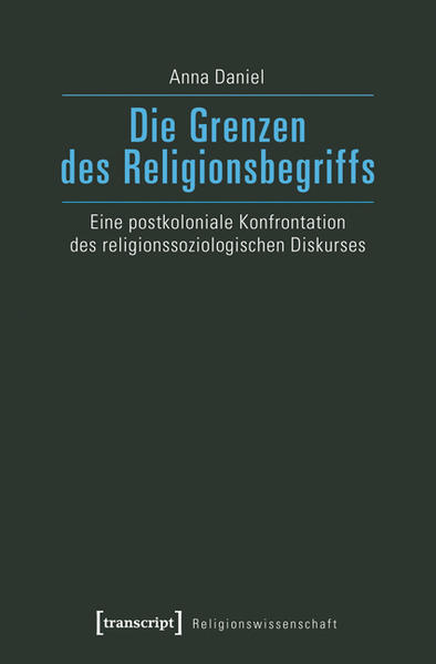 Die Grenzen des Religionsbegriffs - Coverbild
