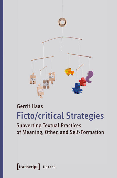 Fictocritical Strategies - Coverbild