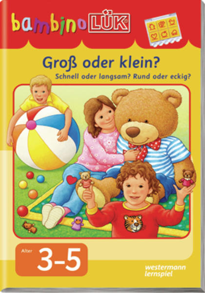 bambinoLÜK-System / bambinoLÜK - Coverbild