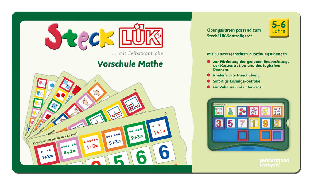 SteckLÜK - Coverbild