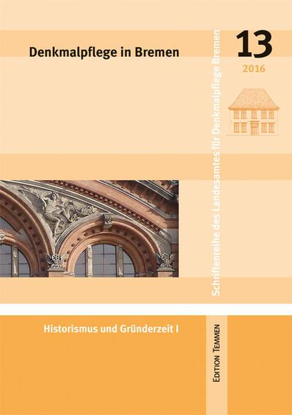 Denkmalpflege in Bremen - Coverbild