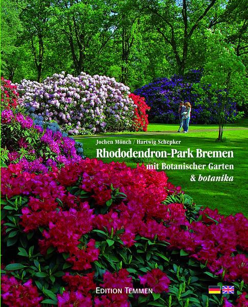 Rhododendron-Park Bremen - Coverbild