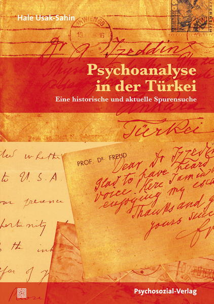 Psychoanalyse in der Türkei - Coverbild