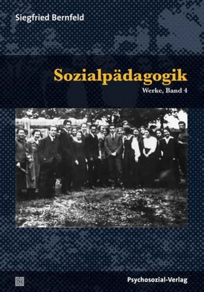 Sozialpädagogik - Coverbild