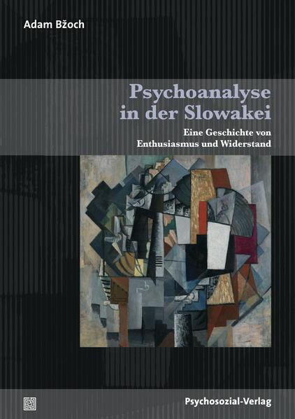Psychoanalyse in der Slowakei - Coverbild