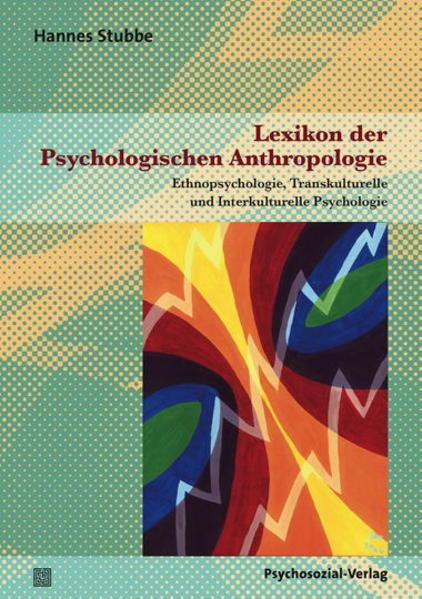 Lexikon der Psychologischen Anthropologie - Coverbild