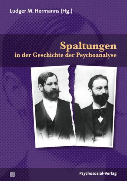 Spaltungen in der Geschichte der Psychoanalyse - Coverbild