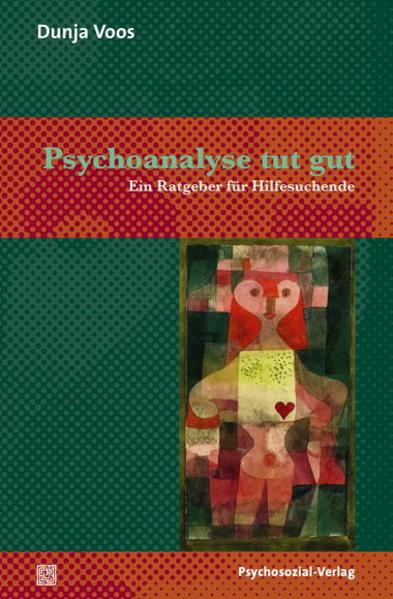 Psychoanalyse tut gut - Coverbild