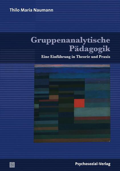Gruppenanalytische Pädagogik - Coverbild