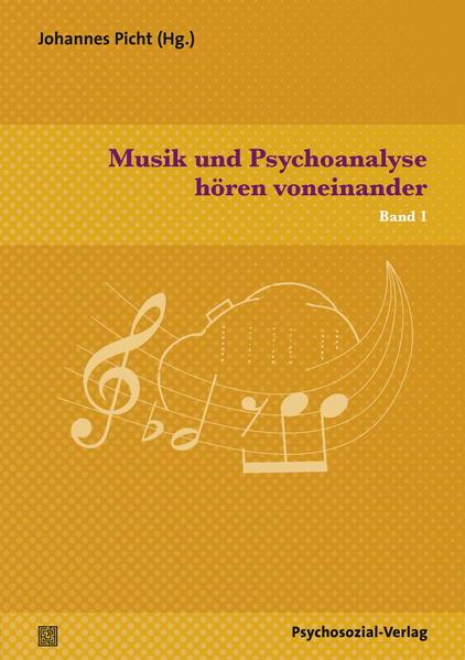 Musik und Psychoanalyse hören voneinander - Coverbild