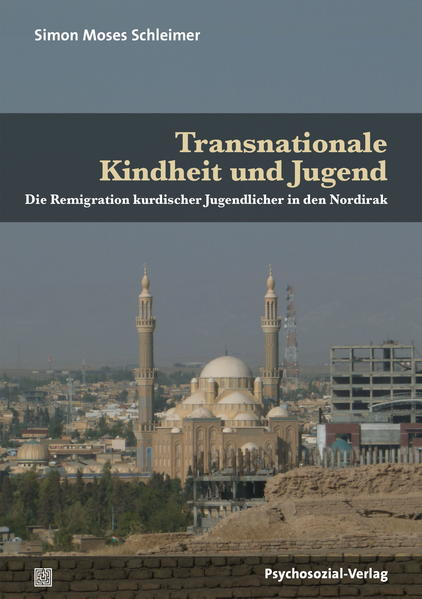 Transnationale Kindheit und Jugend - Coverbild