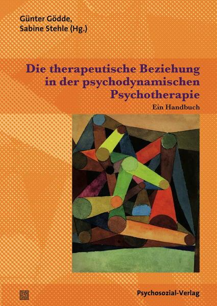 Die therapeutische Beziehung in der psychodynamischen Psychotherapie - Coverbild