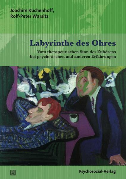 Labyrinthe des Ohres - Coverbild