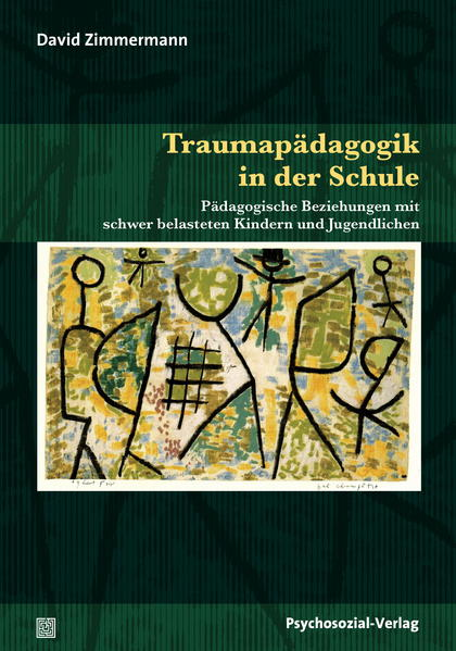 Traumapädagogik in der Schule - Coverbild