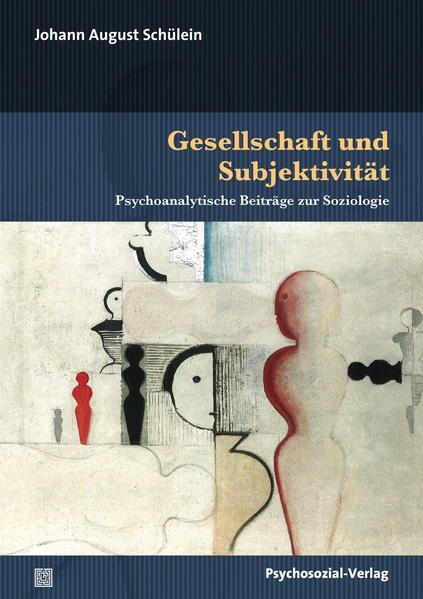 Gesellschaft und Subjektivität - Coverbild