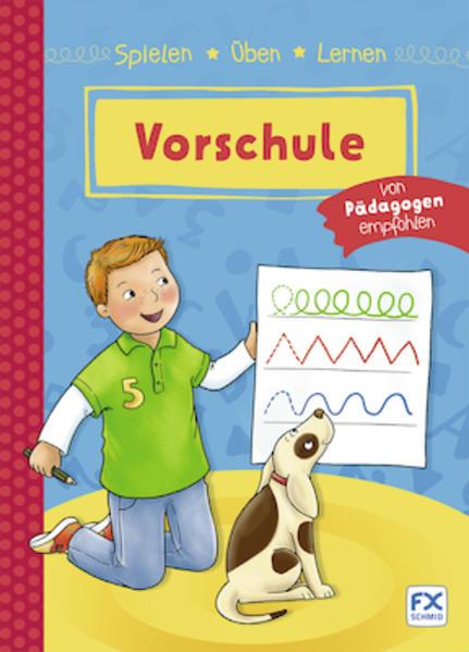 Ebooks Spielen, Üben, Lernen Vorschule PDF Herunterladen