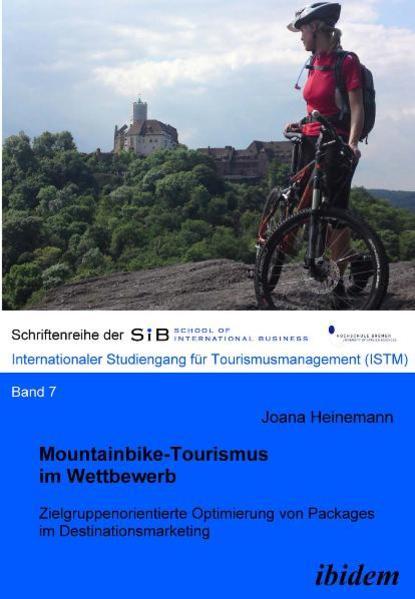 Mountainbike-Tourismus im Wettbewerb - Coverbild