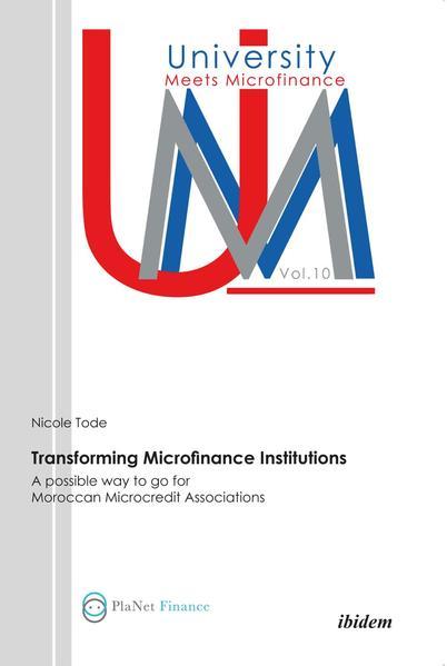 Transforming Microfinance Institutions - Coverbild