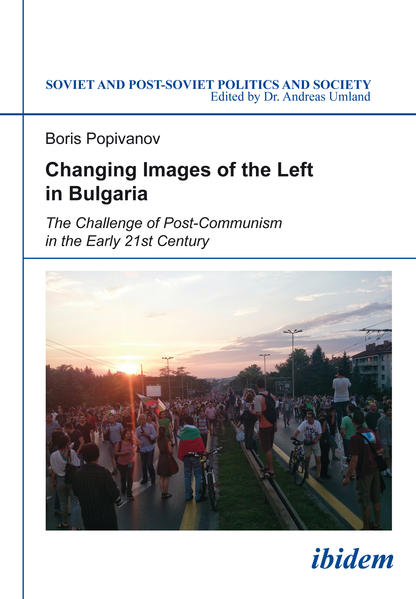 Changing Images of the Left in Bulgaria - Coverbild