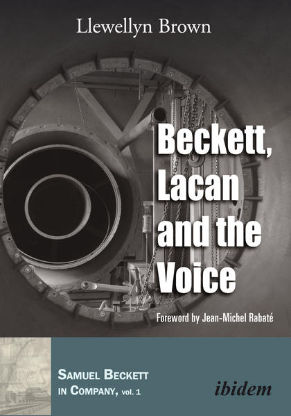 Beckett, Lacan and the Voice. - Coverbild