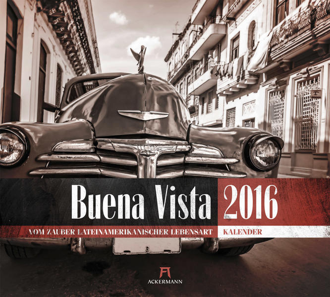 Buena Vista 2016 - Coverbild
