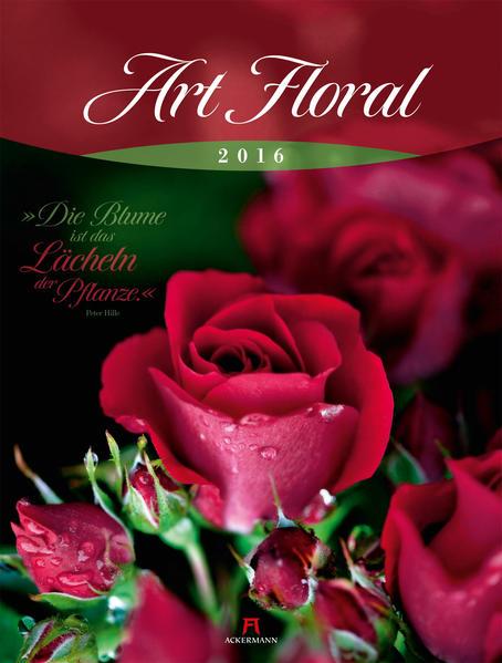 Art Floral 2016 - Coverbild