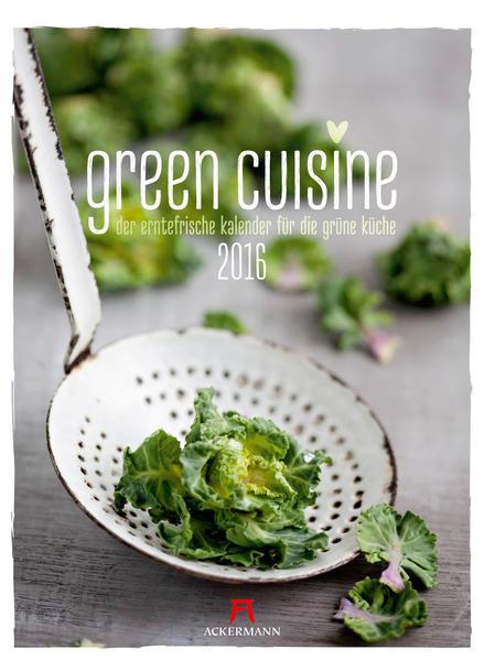 Green Cuisine 2016 - Coverbild