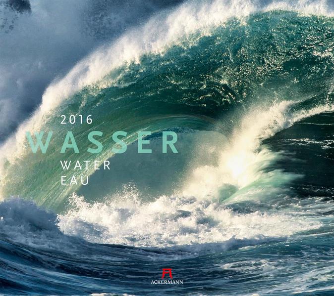 Wasser 2016 - Coverbild