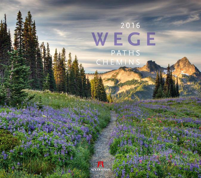 Wege 2016 - Coverbild