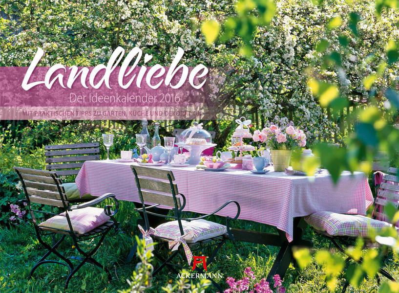 Landliebe 2016 - Coverbild