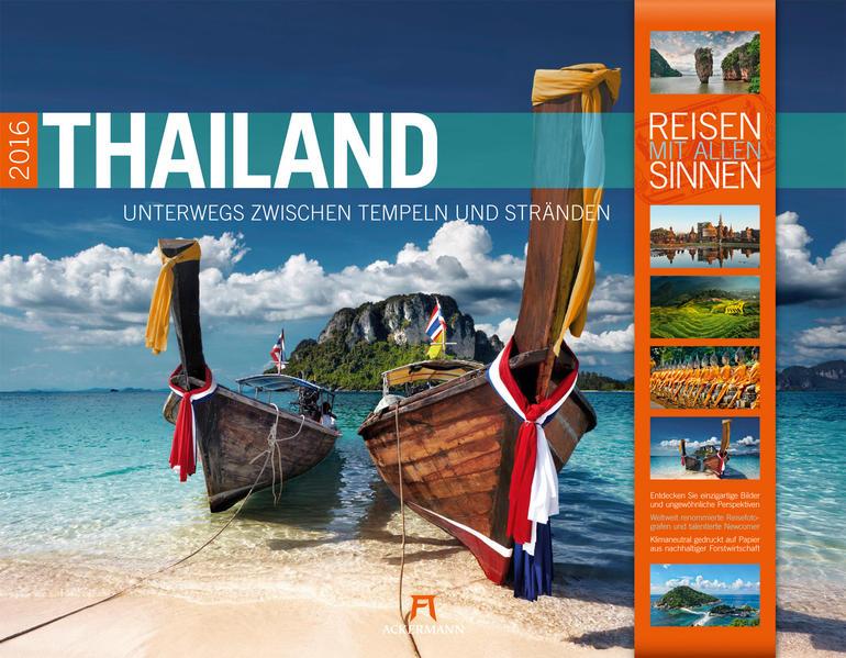 Thailand 2016 - Coverbild