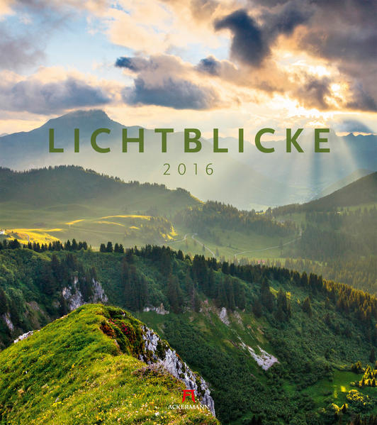 Lichtblicke 2016 - Coverbild
