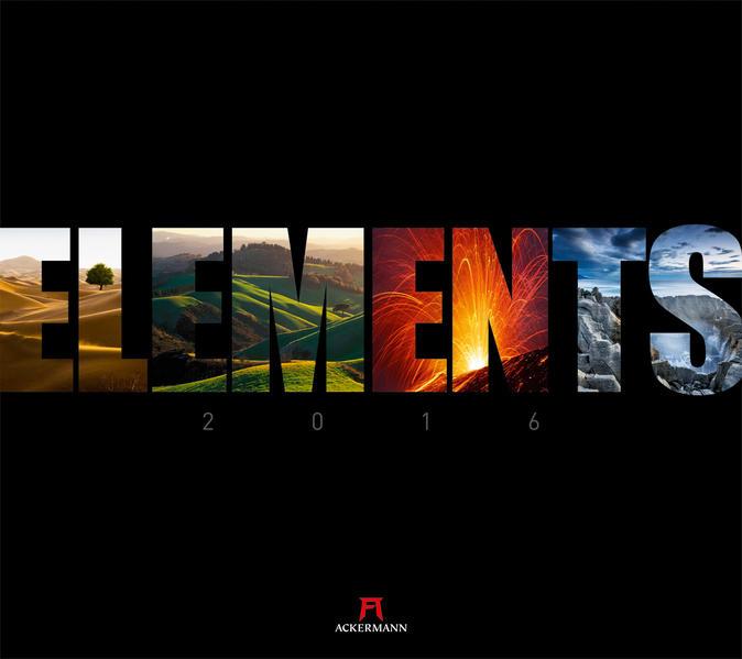 Elements 2016 - Coverbild