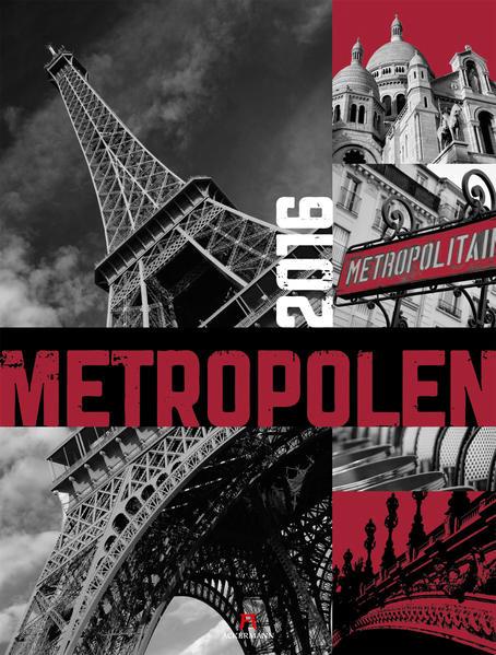 Metropolen 2016 - Coverbild