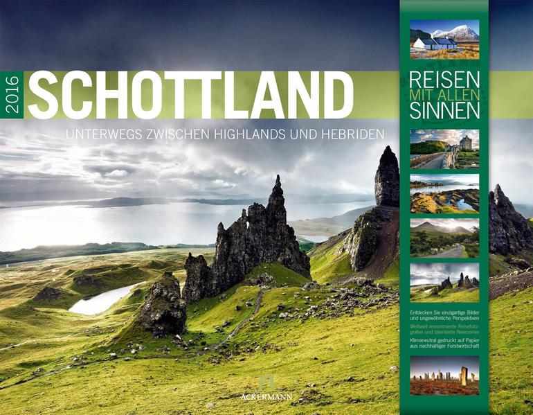 Schottland 2016 - Coverbild