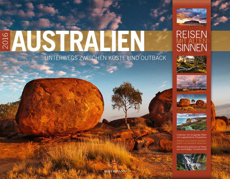 Australien 2016 - Coverbild