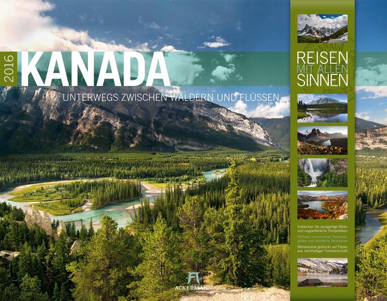Kanada 2016 - Coverbild